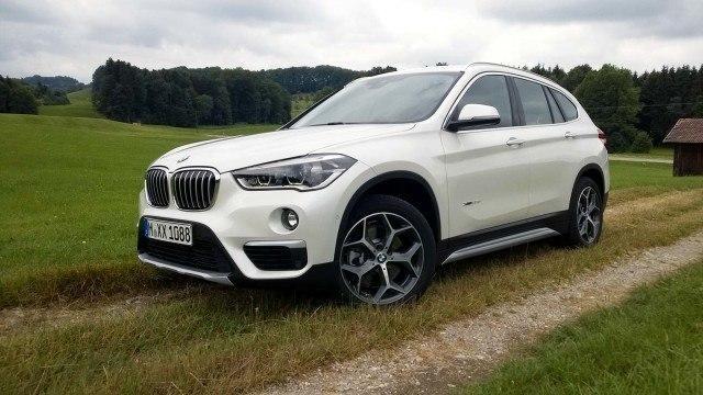 Koeajo: kasvanut BMW X1