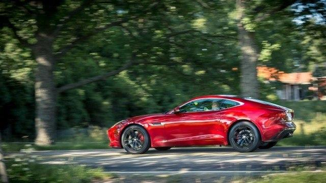 Koeajo: muotovalio Jaguar F-Type V6 S AWD