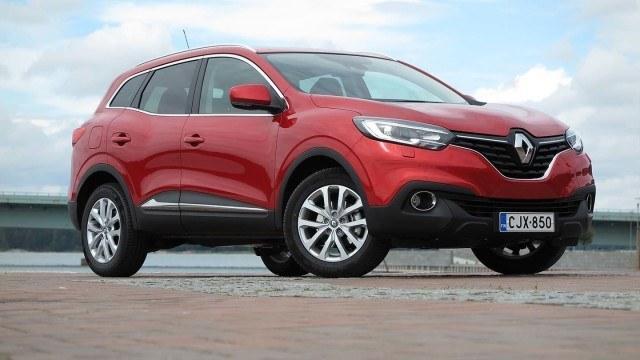 Koeajo: Qashqain sisarmalli Renault Kadjar