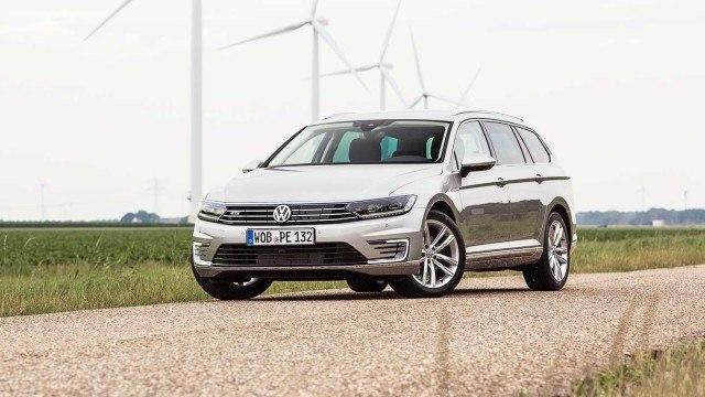 Koeajo: hybridi Volkswagen Passat GTE