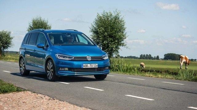 Koeajo: maltillisesti uudistunut Volkswagen Touran