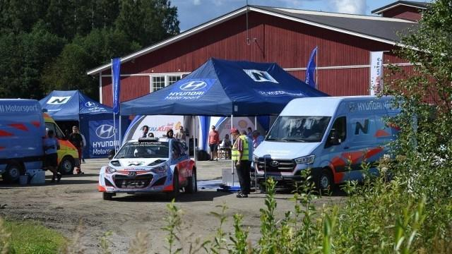 WRC-leiri