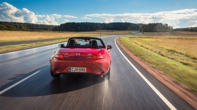 Maistiainen: Uusi Mazda MX-5 on entistä aidompi ajokokemus