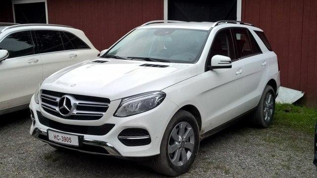 Maistiainen: Uusi nimi, alla tuttu Mercedes-Benz ML