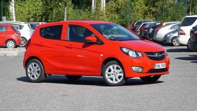 Koeajo: monikäyttöinen Opel Karl