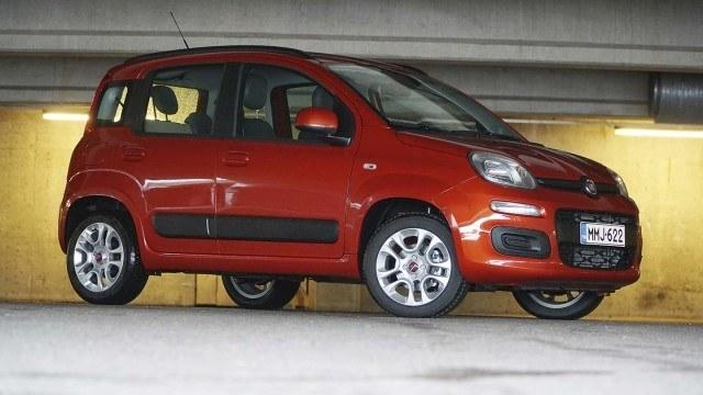 Koeajo: edullinen tilaihme Fiat Panda