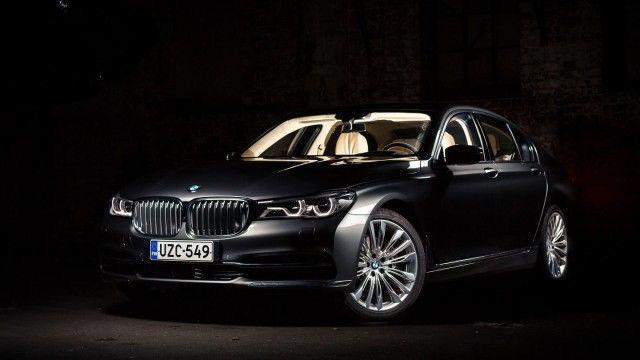 Maistiainen: Uusi 7-sarja on kaikkien aikojen mukavin BMW
