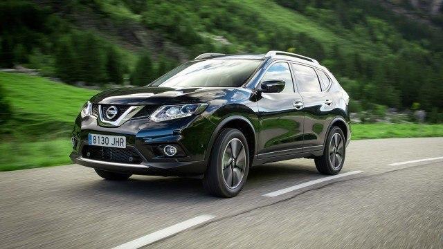 Koeajo: tilava maasturi Nissan X-Trail