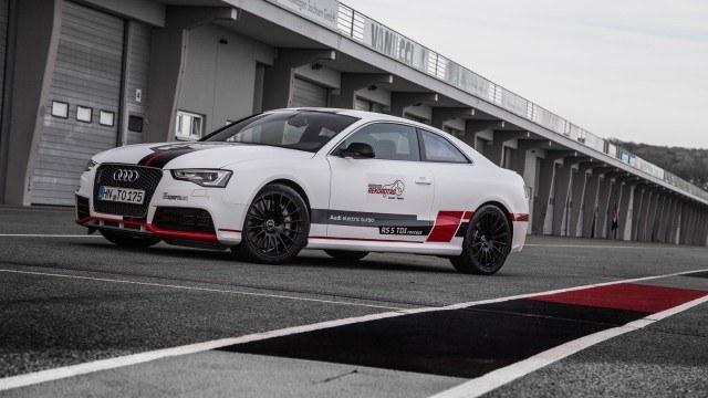 Audi RS5 TDI Competition -konseptiauto.