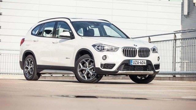 Koeajo: vaivaton neliveto pikkuperheelle – BMW X1