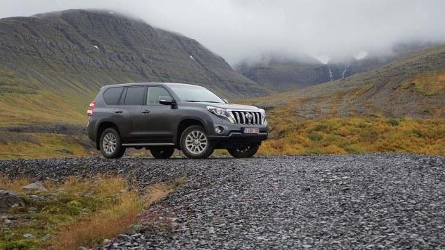 Koeajo: uuden moottorin saanut Toyota Land Cruiser