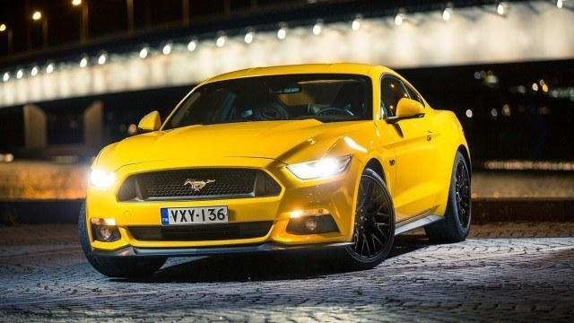 Koeajo: Detroitin karismaa – Ford Mustang 5.0 V8 GT