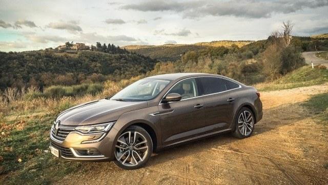 Maistiainen: Talisman – Renaultin uusi onnenkalu