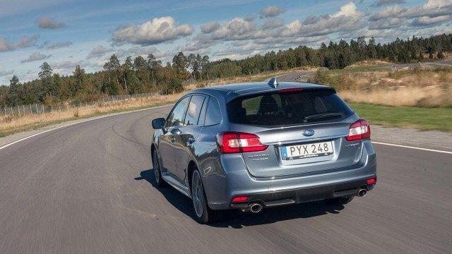 Maistiainen: Subaru Levorg