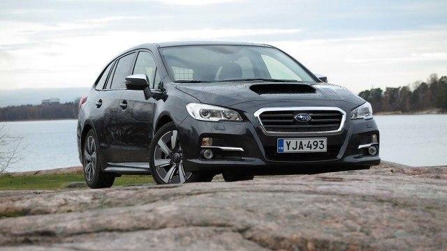 Koeajo: Subaru Levorg - urheilullinen niin hyvässä kuin pahassa