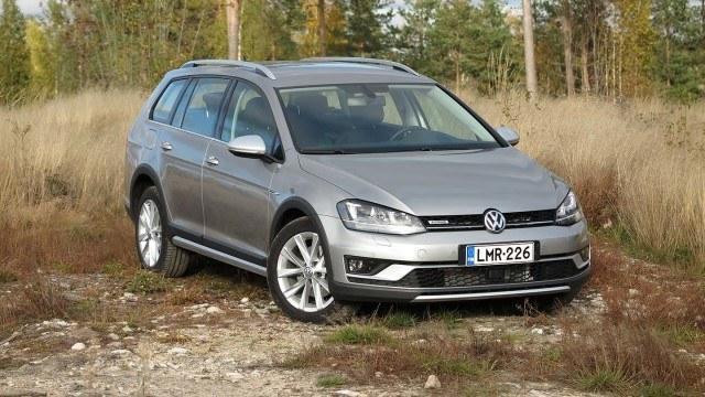 Volkswagen Golf Alltrack >> Koeajo Vaihtoehto Katumaasturille Volkswagen Golf Alltrack
