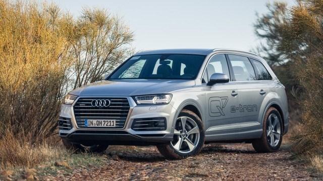 Maistiainen: kyvykäs Audi Q7 e-tron