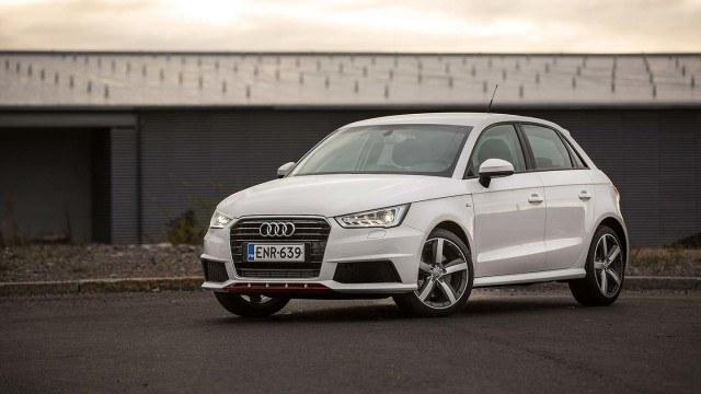 Koeajo: Pirteän ahdas Audi A1 Sportback