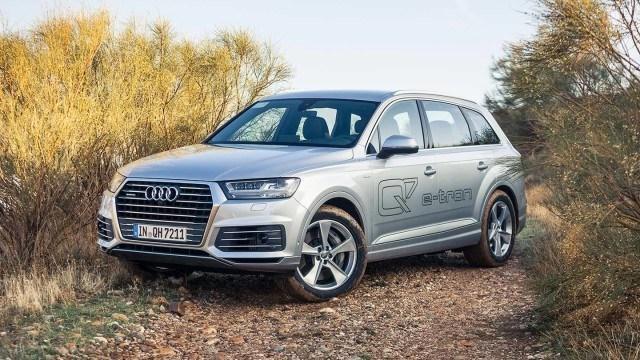 Koeajo: älykkäästi taloudellinen Audi Q7 e-tron