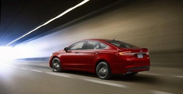 2017 Ford Fusion/Mondeo Sport