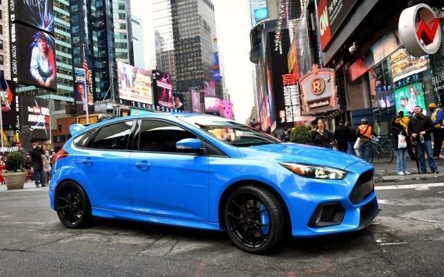 Focus RS New York