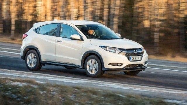 Koeajo: pikkumaasturin paluu mallistoon – Honda HR-V
