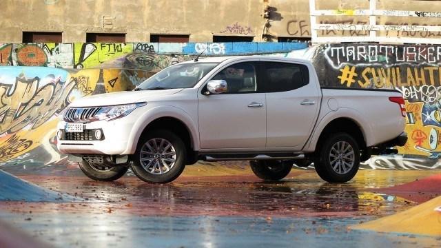 Koeajo: suositun lava-auton viides sukupolvi – Mitsubishi L200