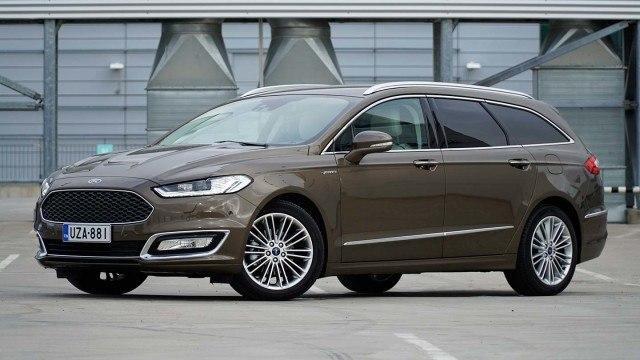 Koeajo: Ford Mondeo Vignale – ihan oikea premiumauto?