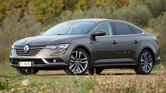 Renault Talisman täyttää Lagunan jättämän aukon