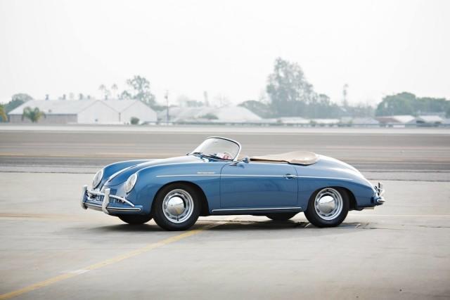 1957 Porsche 356 A Speedster – Kuva: Brian Henniker
