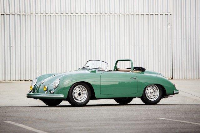 1958 Porsche 356 A 1500 GS/GT Carrera Speedster – Kuva: Brian Henniker