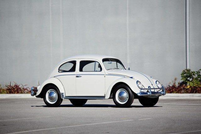 1960 Volkswagen Beetle – Kuva: Brian Henniker