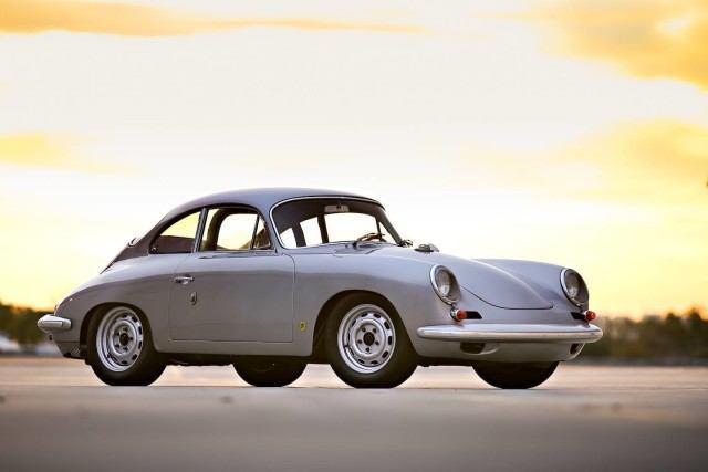 1963 Porsche 356 B 2000 GS Carrera 2 Coupe –Kuva: Mathieu Heurtault