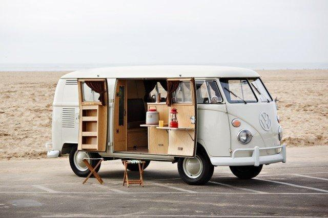 1964 Volkswagen Camper – Kuva: Brian Henniker