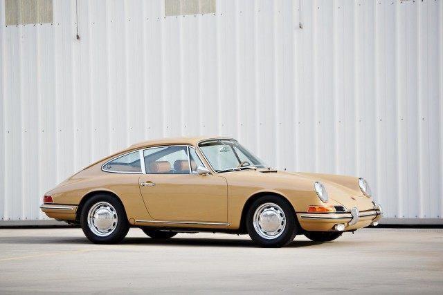 1966 Porsche 911 – Kuva: Brian Henniker