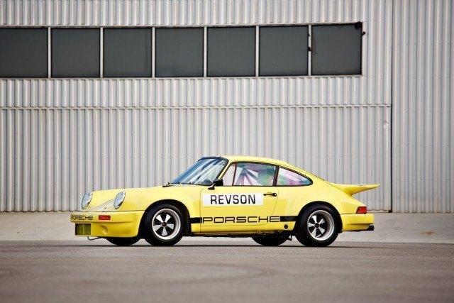 1974 Porsche 911 Carrera 3.0 IROC RSR –Kuva: Brian Henniker