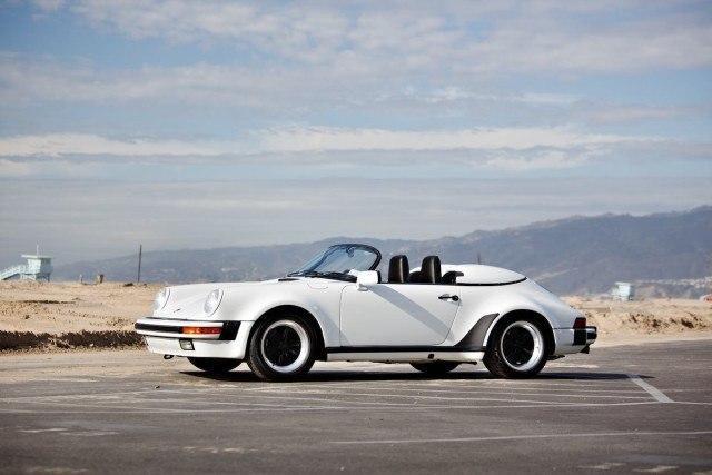 1989 Porsche 911 Speedster – Kuva: Brian Henniker