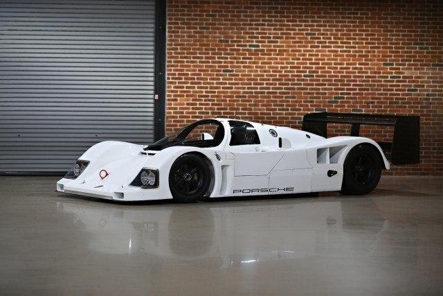 1990 Porsche 962C – Kuva: Mathieu Heurtault