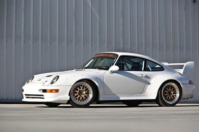 1998 Porsche 993 3.8 Cup RSR – Kuva: Mathieu Heurtault
