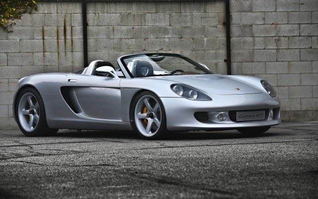 Porsche Carrera GT prototype –Kuva: Mathieu Heurtault