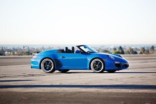 2011 Porsche 997 Speedster – Kuva: Brian Henniker