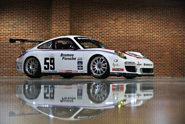 "2012 Porsche 997 GT3 4.0 Cup ""Brumos Commemorative Edition"" – Kuva: Mathieu Heurtault"