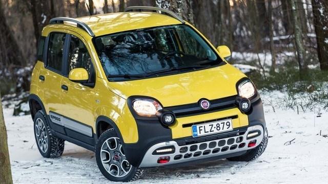 Koeajo: Halvin neliveto – Fiat Panda