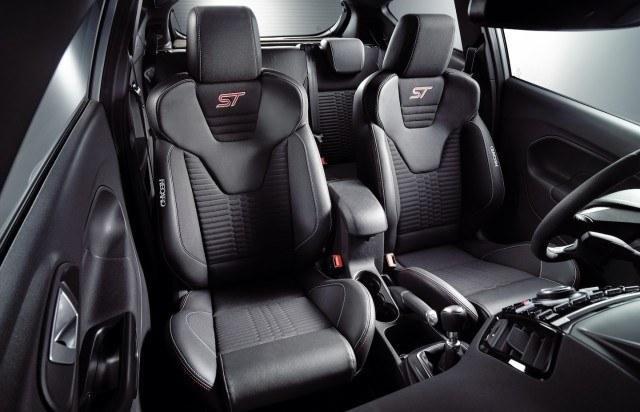 Ford Fiesta ST 200