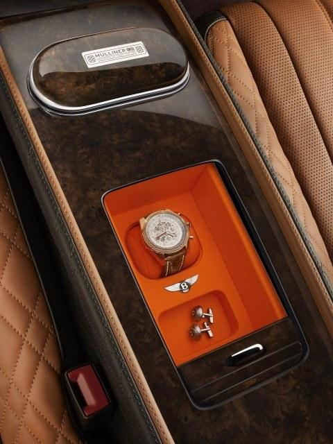 Bentley kellolokero