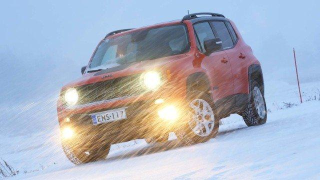 Koeajo: Jeep Renegade – malliston pienin nyt nelivetoisena
