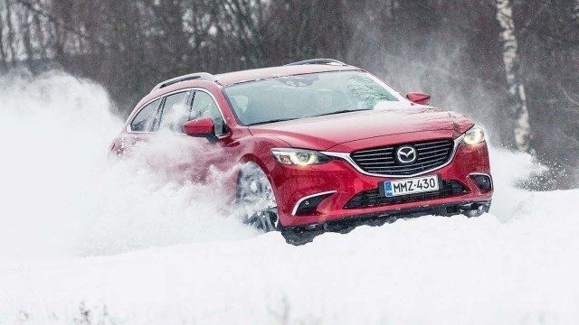 Koeajo: Mazda 6 Sport Wagon – Vaihtoehto saksalaisluksukselle?
