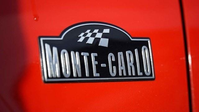 Skoda Yeti Monte-Carlo