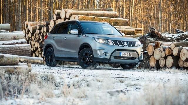 Koeajo: Suzuki Vitara saa vihdoin ahdetun moottorin