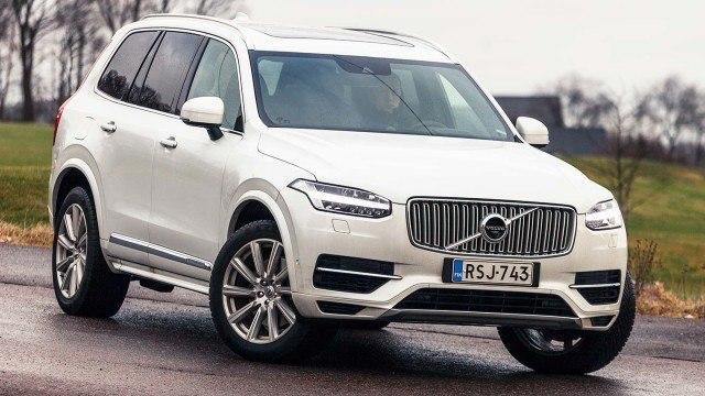 Koeajo: Ladattava hybridi – Volvo XC90 T8